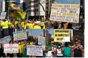 Manifestações de mais de 1.4 milhão de pessoas em repúdio ao ativismo político do STF - Supremo Tribunal Federal, repúdio ao Senado Federal e de apoio ao Presidente da República